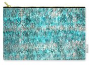 Tufas In The Mist Original Painting Carry-all Pouch