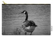 Tufted Tail Feathers Carry-all Pouch