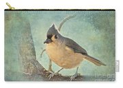 Tufted Titmouse IIi Carry-all Pouch