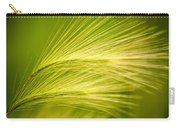 Tufts Of Ornamental Grass Carry-all Pouch