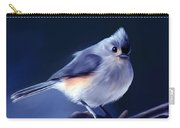Tufty The Titmouse Carry-all Pouch