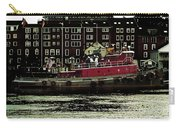 Tug At Dock Carry-all Pouch