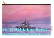 Tug At Sunrise Carry-all Pouch