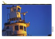 Tug Boat At Dawn, Cape Ann, Gloucester Carry-all Pouch