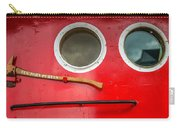 Tug Boat Eyes Carry-all Pouch