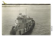 Tug Boat In Puerto Rico 1956 Carry-all Pouch