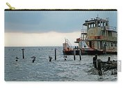 Tug Boat On Lake Pontchartrain Carry-all Pouch