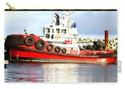 Tugboat Captain Carry-all Pouch
