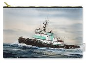 Tugboat Island Champion Carry-all Pouch