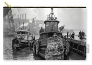Tugboat Winter  1946 Carry-all Pouch