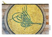 Tughra Symbol 02 Carry-all Pouch
