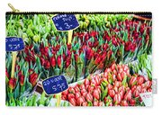 Tulips Tulips Tulips By Diana Sainz Carry-all Pouch