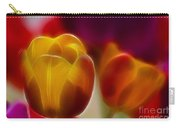Tulip-7016-fractal Carry-all Pouch