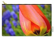Tulip And Muscari  Carry-all Pouch