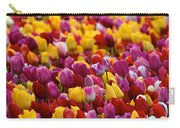 Tulip Bud Farm Portrait Carry-all Pouch