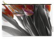 Tulip Color Block Carry-all Pouch