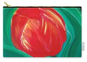 Tulip Diva By Jrr Carry-all Pouch by First Star Art