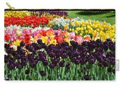 Tulip Field 1 Carry-all Pouch