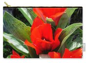 Tulip Flame Carry-all Pouch