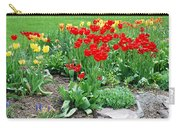 Tulip Gardenscape Carry-all Pouch