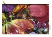 Tulip Heads Carry-all Pouch