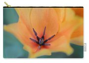 Tulip In Orange Carry-all Pouch