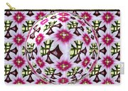 Tulip Kaleidoscope Under Glass Carry-all Pouch