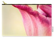Tulip Petal Carry-all Pouch