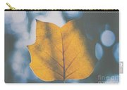 Tulip Poplar Blues Carry-all Pouch