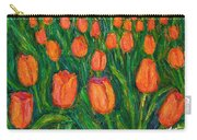 Tulip Twirl Carry-all Pouch