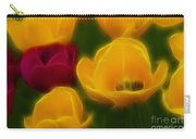 Tulips-6758-fractal Carry-all Pouch