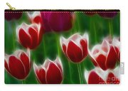 Tulips-6823-fractal Carry-all Pouch
