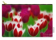 Tulips-6848-fractal Carry-all Pouch