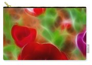 Tulips-6915-fractal Carry-all Pouch