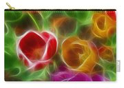 Tulips-6944-fractal Carry-all Pouch