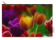 Tulips-7060-fractal Carry-all Pouch