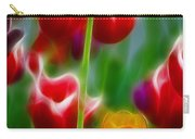 Tulips-7069-fractal Carry-all Pouch