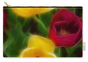 Tulips-7082-fractal Carry-all Pouch