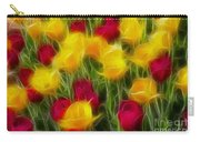 Tulips-7106-fractal Carry-all Pouch