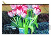 Tulips And Valentines Carry-all Pouch