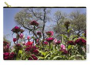 Tulips At Dallas Arboretum V35 Carry-all Pouch