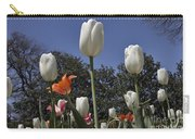 Tulips At Dallas Arboretum V36 Carry-all Pouch