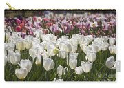 Tulips At Dallas Arboretum V52 Carry-all Pouch
