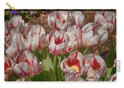 Tulips At Dallas Arboretum V53 Carry-all Pouch