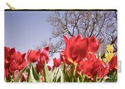 Tulips At Dallas Arboretum V62 Carry-all Pouch