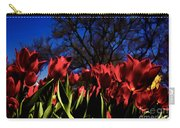 Tulips At Dallas Arboretum V63 Carry-all Pouch