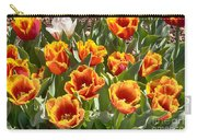 Tulips At Dallas Arboretum V71 Carry-all Pouch