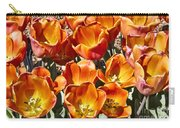 Tulips At Dallas Arboretum V80 Carry-all Pouch