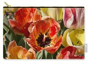 Tulips At Dallas Arboretum V81 Carry-all Pouch
