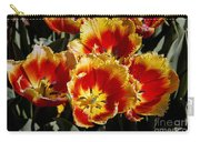 Tulips At Dallas Arboretum V84 Carry-all Pouch